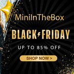 Black Friday bei MiniInTheBox – Jetzt bis zu 85% sparen