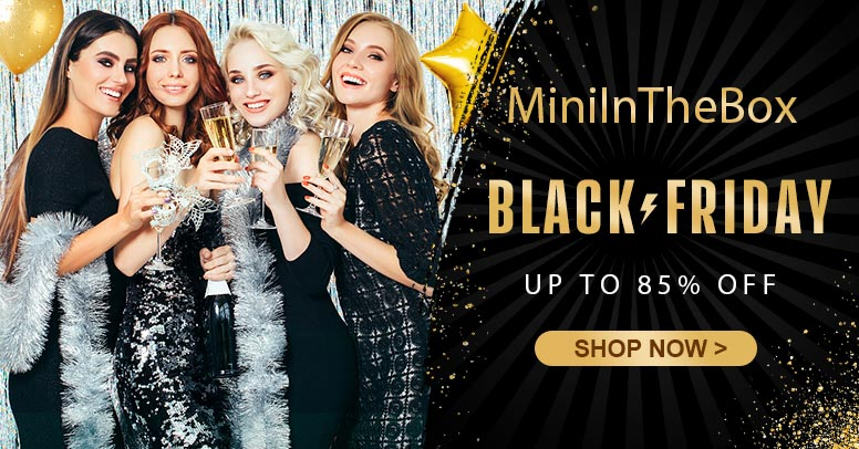 MiniInTheBox Black Friday 2020