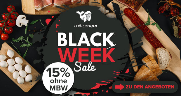 Mitte Meer Black Friday 2018