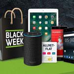 Black Week bei mobilcom-debitel – die beste Woche des Jahres!