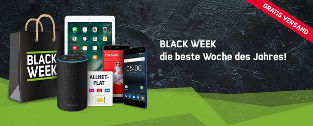 mobilcom-debitel Bllack Week 2017