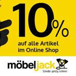 Black Shopping Day bei Möbel Jack mit 10% auf alles
