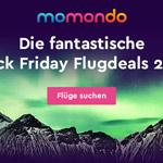 Finde auf momondo deinen persönlichen Black Friday Flugdeal 2019