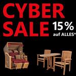 Cyber Monday bei Mr Deko – 15% Rabatt auf alles