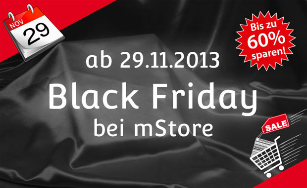 mStore Black Friday 2013