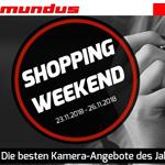 Entdecke jetzt die besten Kamera-Angebote des Jahres beim Shopping Weekend von Foto Mundus