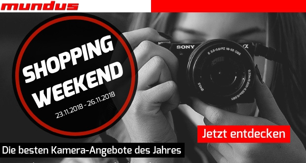 Foto Mundus Black Friday 2018