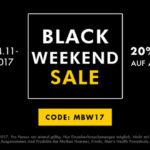 Black Weekend bei My Supps: 20% Rabatt auf alles