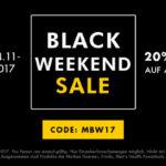 Black Weekend bei My Supps: 20% Rabatt auf alles