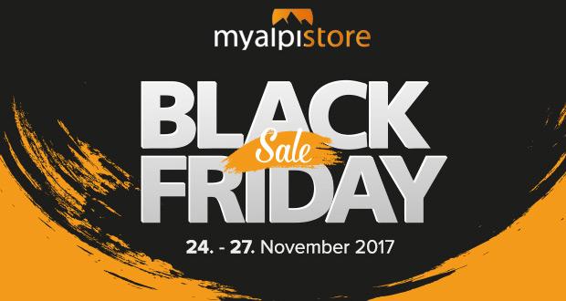 MyAlpistore Black Friday 2017