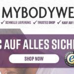 Sicher dir jetzt das 10 Euro Geschenk bei deiner Bestellung auf mybodywear.de
