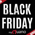Reduzierte Markenware bei den Special Sales zum Black Friday im Online Shop von MyDuano!