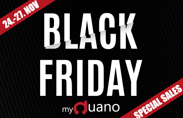 reduzierte markenware bei den special sales zum black friday im online shop von myduano black. Black Bedroom Furniture Sets. Home Design Ideas