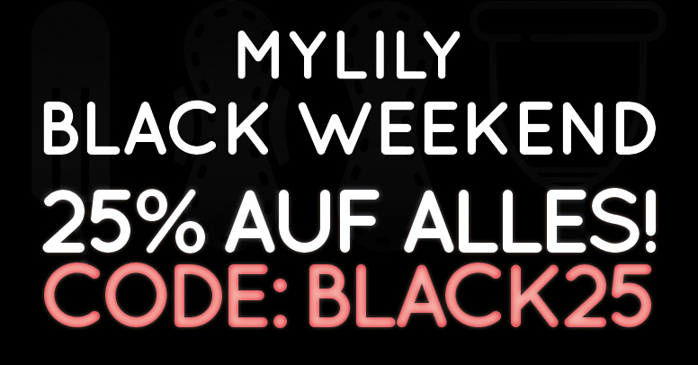 MYLILY Black Weekend 2019