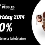 10% Rabatt auf personalisierte Edelsteine bei My-Pebbles!