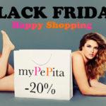 Happy Shopping – Spare 20 % auf deinen Einkauf im Online Shop von myPePita!