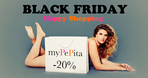 myPePita Black Friday 2017
