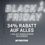 Sicher dir jetzt 34% Rabatt auf Sportnahrung von Myprotein!