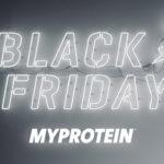 Großer Countdown zum Black Friday mit tollen Angeboten bei Myprotein!
