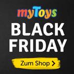 Black Friday bei myToys mit vielen tollen Angeboten