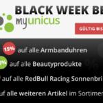 Für jeden der richtige Gutschein zur Black Week bei MyUnicus!
