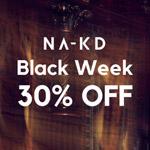 Erhalte 30% Rabatt auf alle Styles bei deiner Bestellung im Online Shop von NA-KD.com