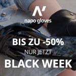 Lederhandschuhe mit innovativer Touchscreen-Funktion von Napo Gloves jetzt 50% günstiger
