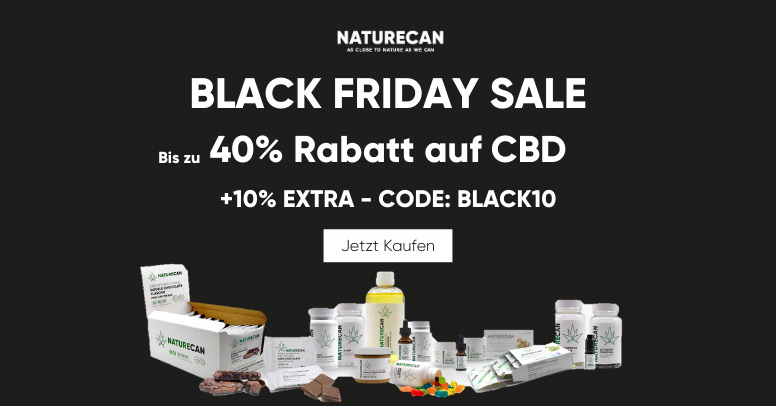 Naturecan Black Friday 2020