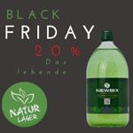 Black Friday bei Naturlager.de – 20% Rabatt auf das einzig lebende Superfood!