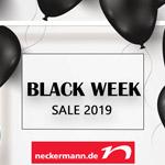 Black Week bei Neckermann: Sicher dir exklusive Angebote auf Haushalt, Multimedia, Möbel, Freizeit und Mode