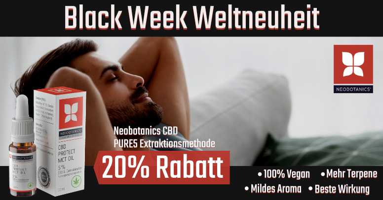 Neobotanics Black Friday 2020