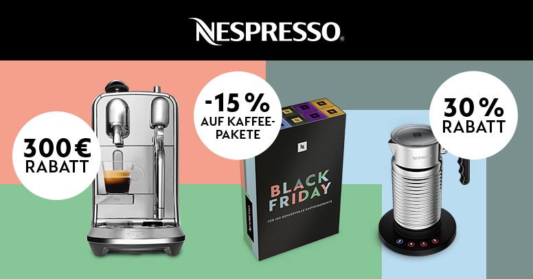 Nespresso Black Friday 2019