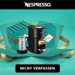 Entdecke jetzt die Black Friday Deals von Nespresso