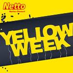 Yellow Week bei Netto: Jetzt Online shoppen und 1.000 Deutschlandcard Zusatz-Punkte sammeln