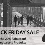 20% auf bereits reduzierte Ware im Online-Shop von NIKE!