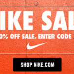 Sicher dir nochmals 30% Rabatt auf schon reduzierte Artikel im Online-Store von NIKE
