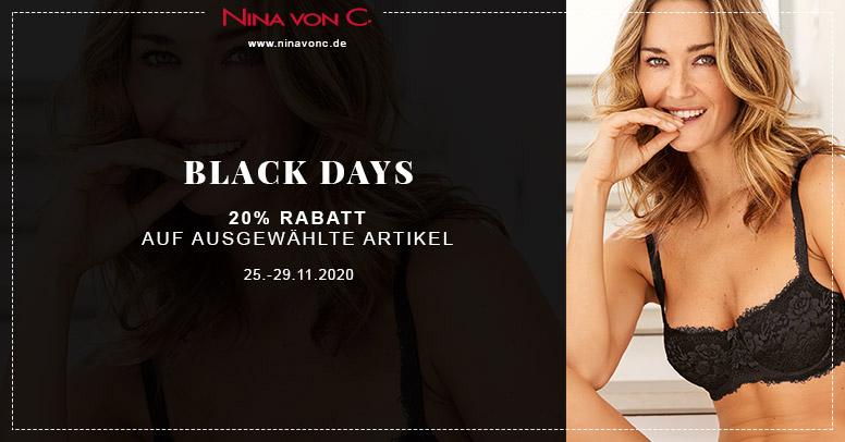 Nina von C Black Friday 2020