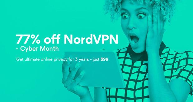 NordVPN Black Friday 2017