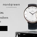 Unisex Designeruhren aus Kopenhagen von Nordgreen unschlagbar reduziert