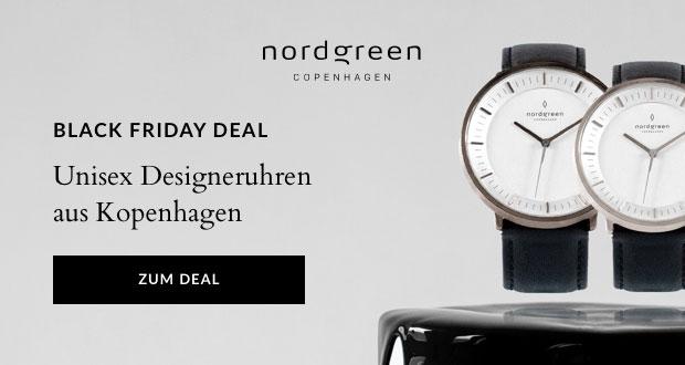 Nordgreen Black Friday 2018