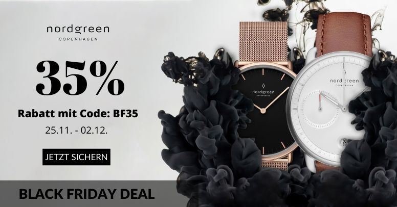 Nordgreen Black Friday 2019