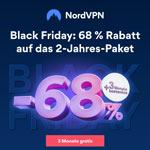 NordVPN: Sicher dir jetzt 68% Rabatt + 3 Monate GRATIS
