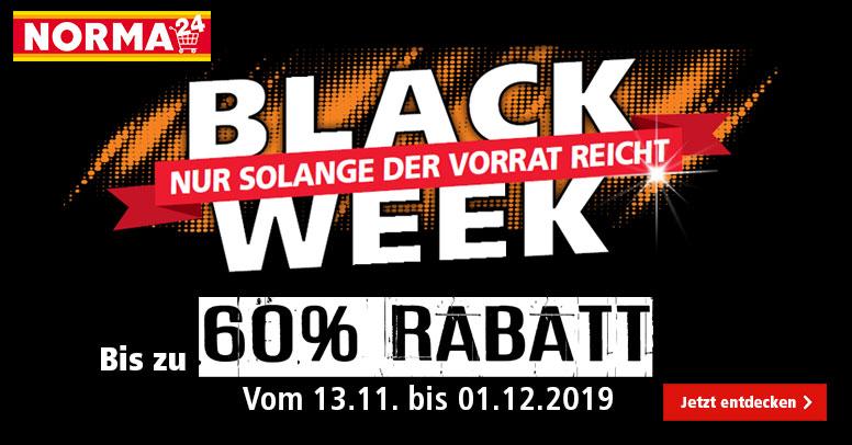 Norma24 Black Friday 2019