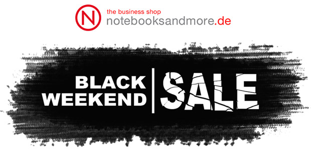 notebooksandmore.de Black Friday 2017