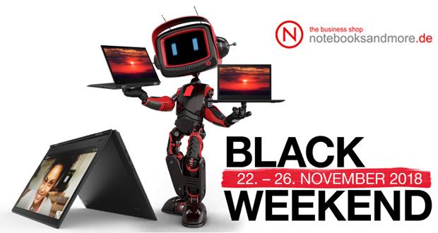 notebooksandmore.de Black Friday 2018
