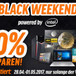 Black Weekend bei notebooksbilliger.de