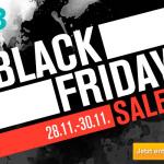 Exklusiv: 17% Gutschein auf alle nu3 und nu3 Sports Produkte vom Black Friday bis zum Cyber Monday!