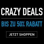 Profitiere von bis zu 50% Rabatt auf diverse Artikel mit den Crazy Deals bei Odlo.