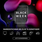 Jetzt schwarzsparen mit der BlackWeek von Office-Partner – Markentechnik bis zu 67% günstiger