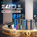 Bis zu 40% Rabatt auf alle neuen Taschenlampen im Store von Olight
